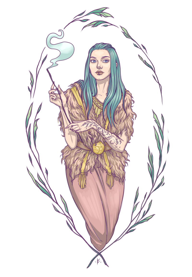 Scentmaker by Rvannith