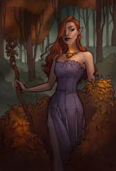 Autumn Elf