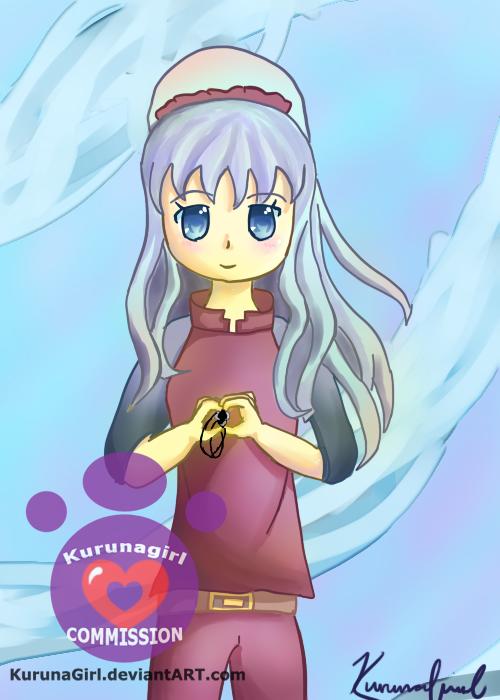 Eoni [COM_8] by KurunaGirl