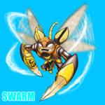 Skylanders Giants - Swarm