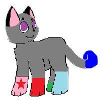 Adoptable Kitty (Open) by DeliriousJackalArmy