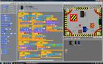 Robot Wars game, sort of... by randomizedgoldfish