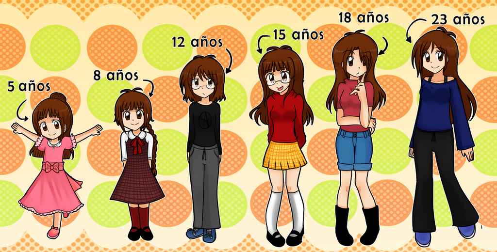draw my life stages by superalvichan on deviantart