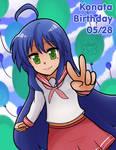Konata Birthday 2021