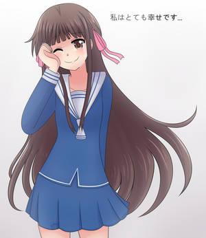 Watashi wa totemo shiawasedesu...