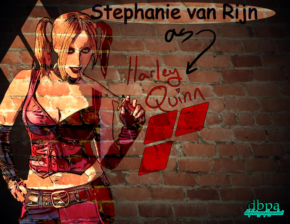 Harley Quinn Fanposter by Trailmixphotography