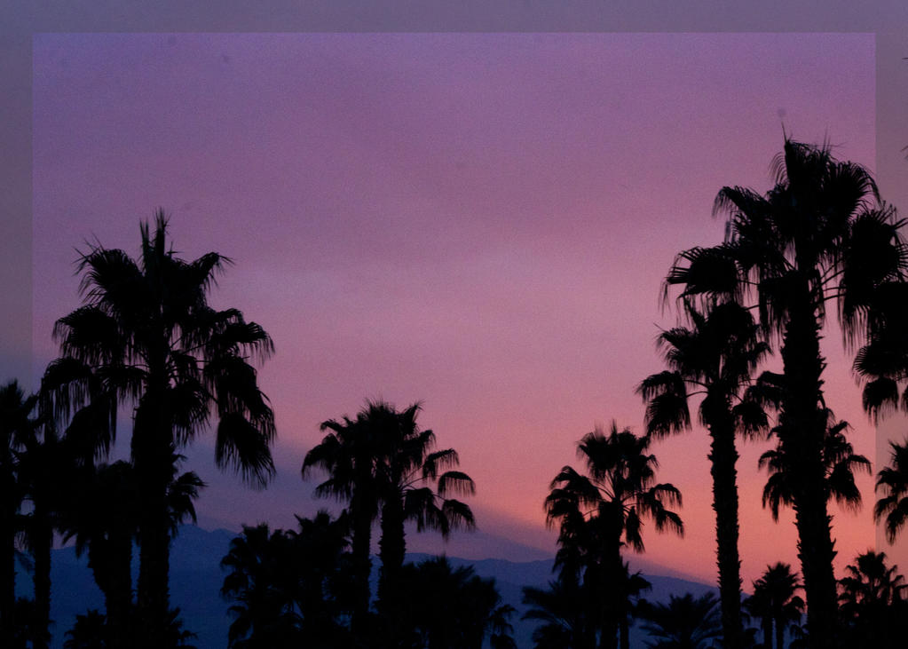 Another desert sunset by Trailmixphotography