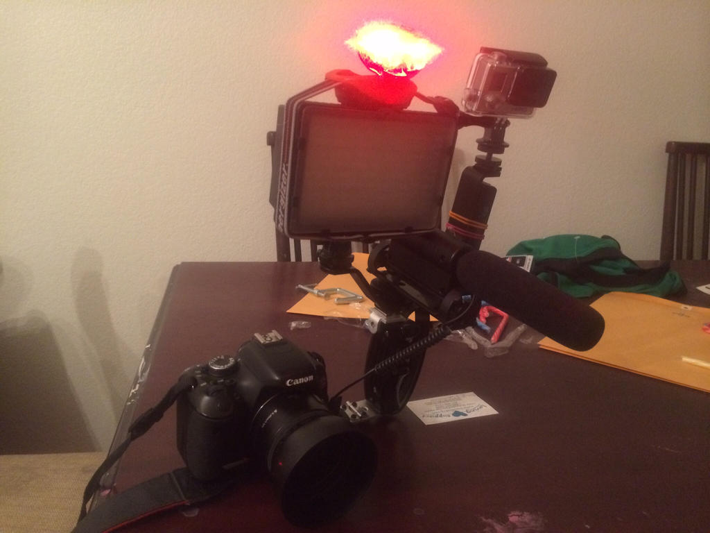 My camera is complet by Trailmixphotography
