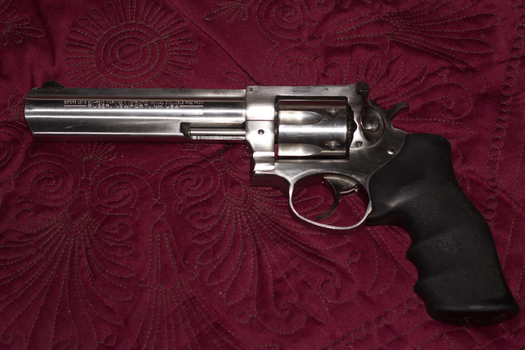 357 magnum by Trailmixphotography