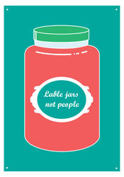 Lable Jars