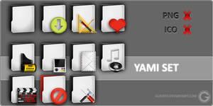 WIP Yamilk Icon Pack