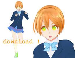 Rin Hoshizora download !