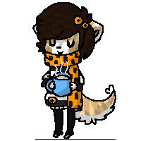 Pixxel Chibi by Teapawz