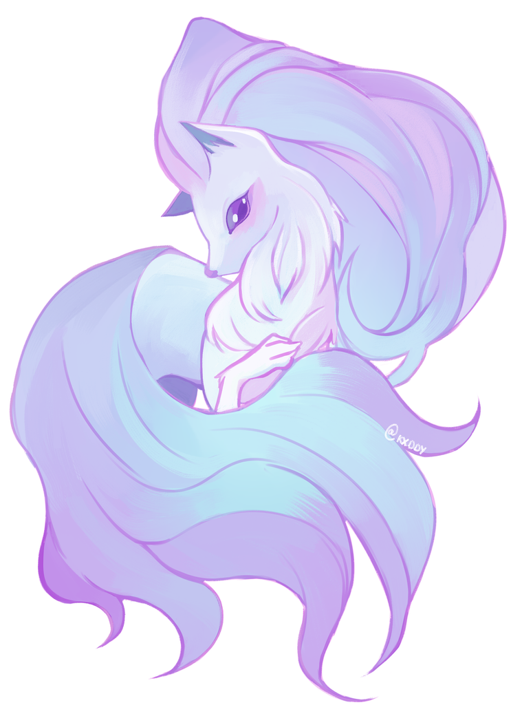 The Snow Fairy by kxddy