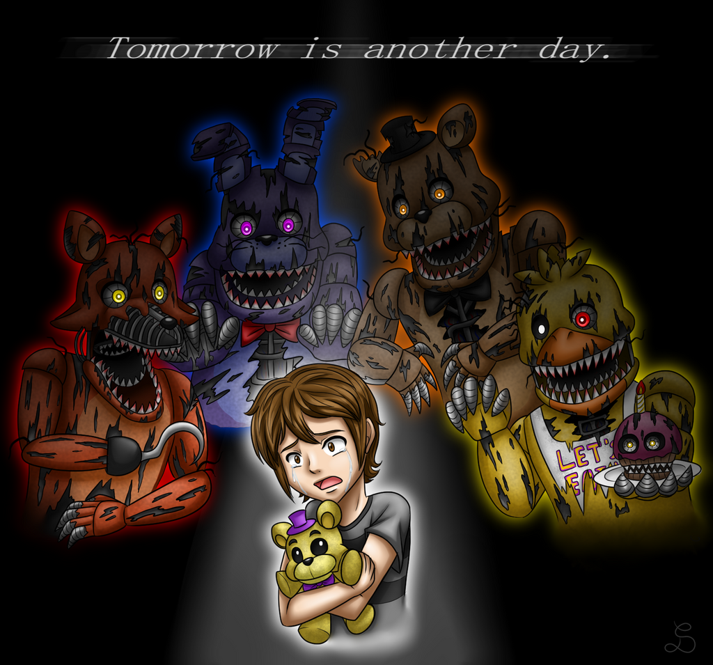 another fnaf 3 official - photo #35