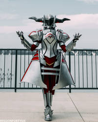 Mordred cosplay by itsj0y