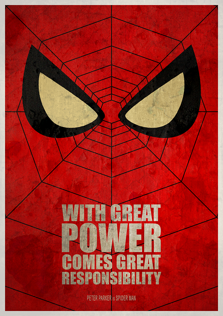 Spiderman's Vision Statement