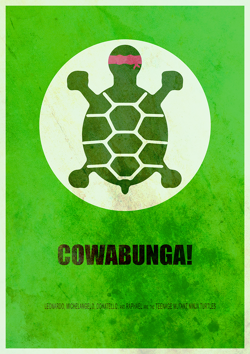 TMNT: Cowabunga ! by ItomiBhaa