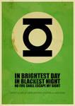 Green Lantern: In brightest day in blackest night