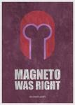X-Men: Magneto was right