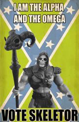 Vote Skeletor by ItomiBhaa