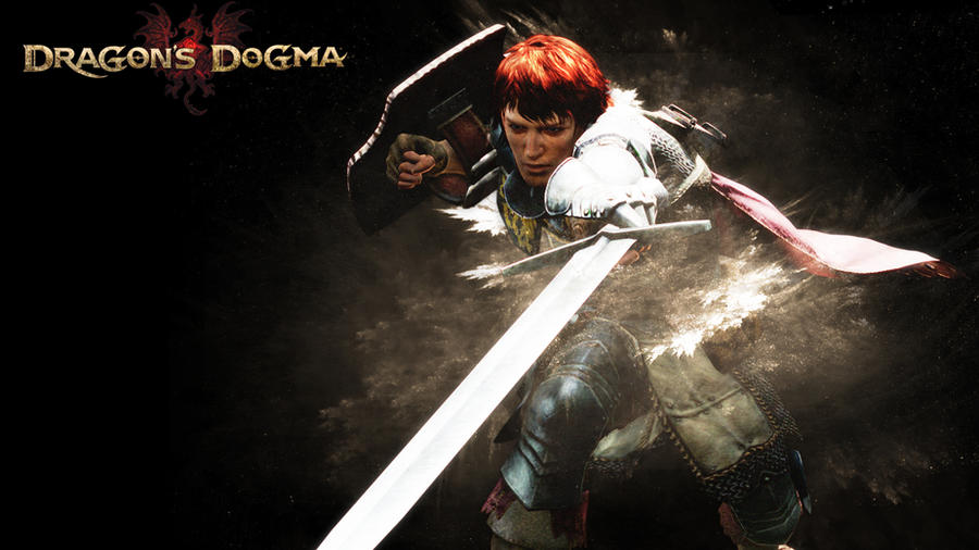 Dragons Dogma Fan Art By TheBigYDesigns