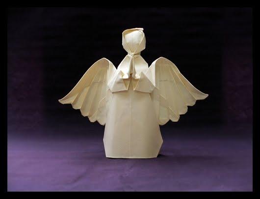 Paper Angel by Kosmu