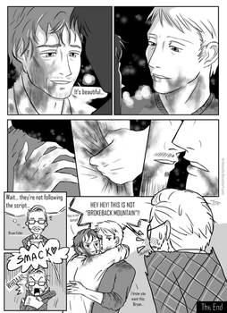 Hannibal Comic #3