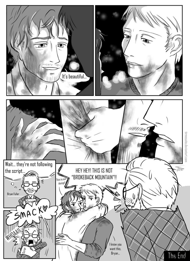 Hannibal Comic #3 by tirmesaito