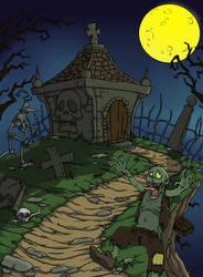 Dan's crypt