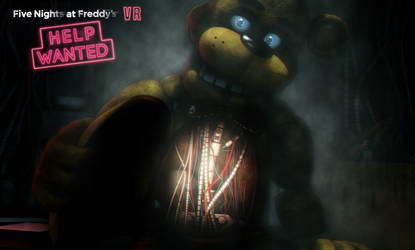 [FNaF SFM] Freddy Fazbear VR by AftonProduction