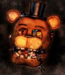 [FNaF SFM] Five Years at Freddy's 2