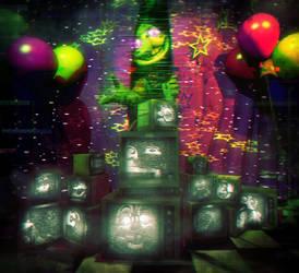 [FNaF SFM] Happy 2th FNaF VR Anniversary!