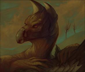 WIP: Animorphs fffffanart by kalamu