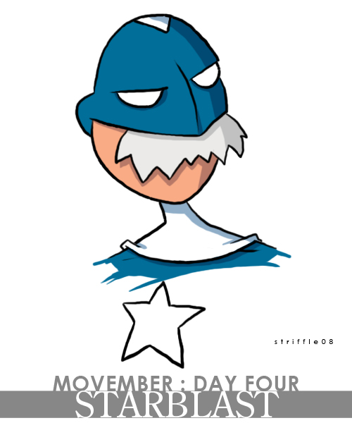 movember 04 by striffle