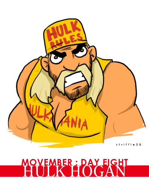 movember 08 by striffle