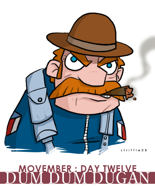 movember 12 by striffle