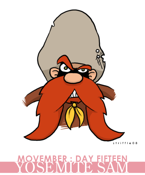 movember 15 by striffle