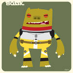 B is for Bossk