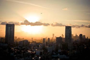 Tokyo by Night I