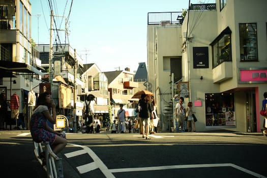 Cat Street, Harajuku