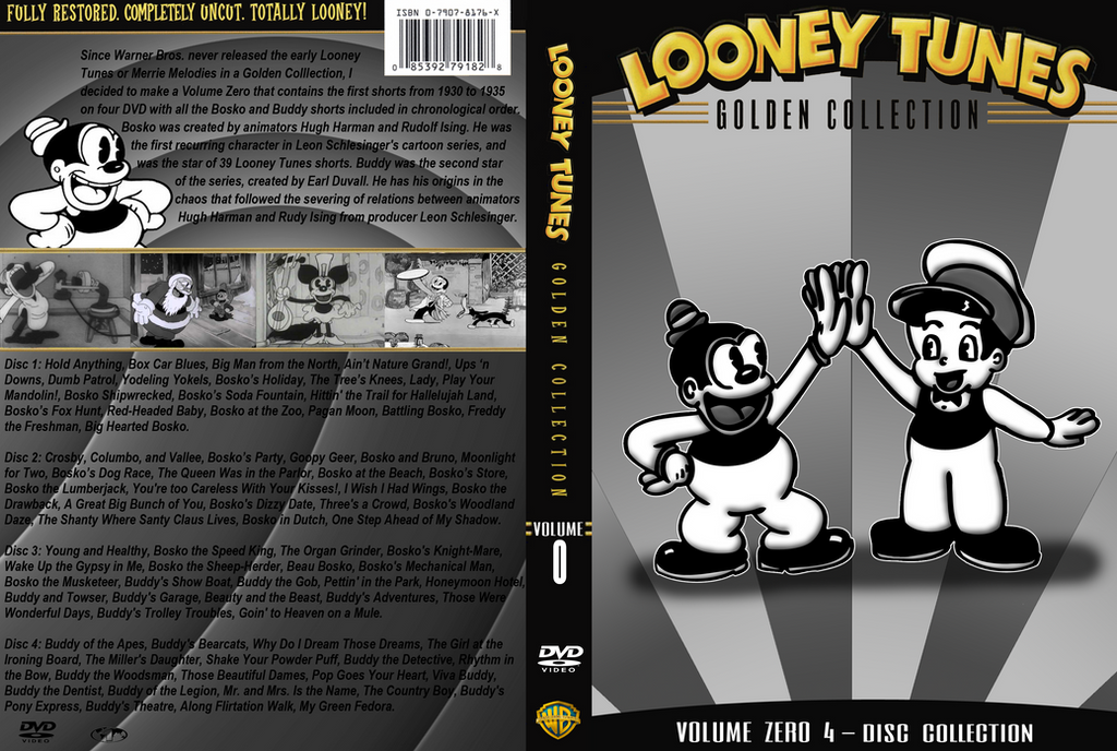Looney Tunes Golden Collection Volume 0 By Diorm On Deviantart