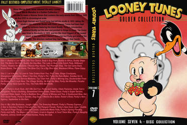 Looney Tunes Golden Collection Volume 7 by Diorm