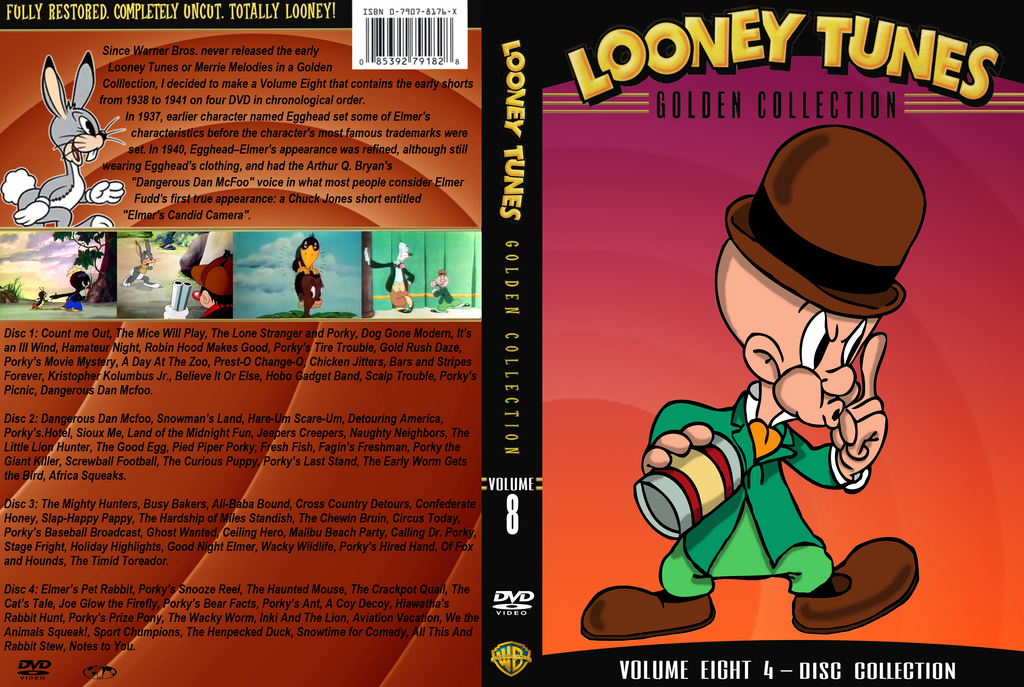 Looney tunes golden collection vol 1