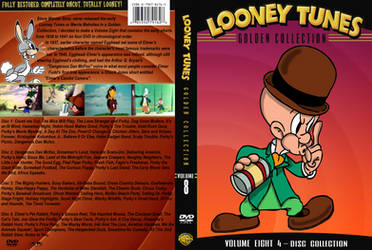 Looney Tunes Golden Collection Volume 8 by Diorm