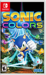 Sonic Colors on Switch by Diorm