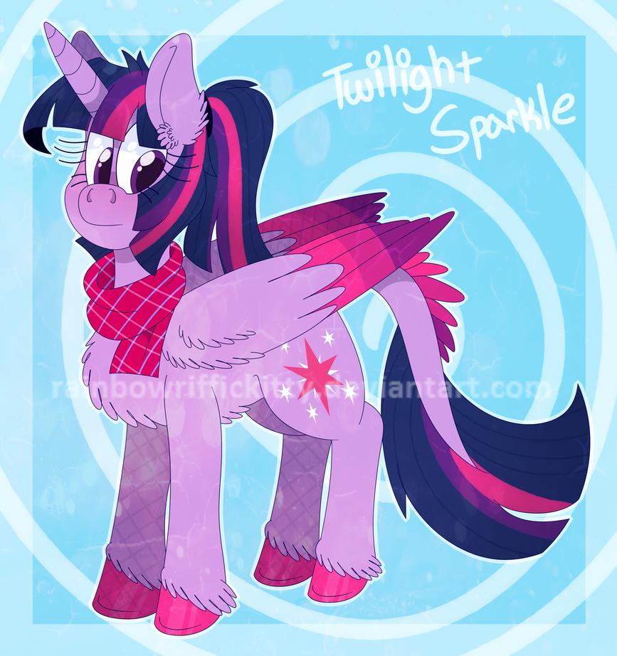 Sparklebutt by rainbowriffickitty