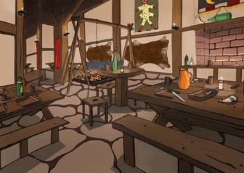 Viking tavern