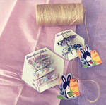 Packaging clips :)