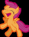 Scootaloo's Happy Dance